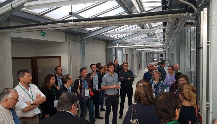 Technopôle AGRONOV à Bretenière (21) - Réhabilitation de deux bâtiments de bureaux et extension pour l'accueil