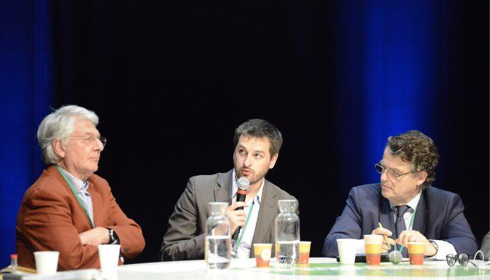 Table ronde : faire évoluer les pratiques professionnelles - Mathieu HERCE-LEMORE, Institut des Métiers de la Maçonnerie, Compagnons du devoir