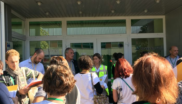 Des solutions constructives bio-sourcées en actes à Fragnes (71)
