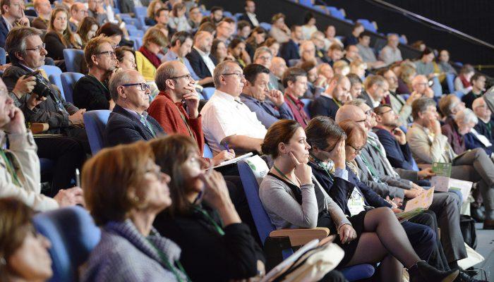 Plénière d'ouverture du 6ème Congrès National du Bâtiment Durable