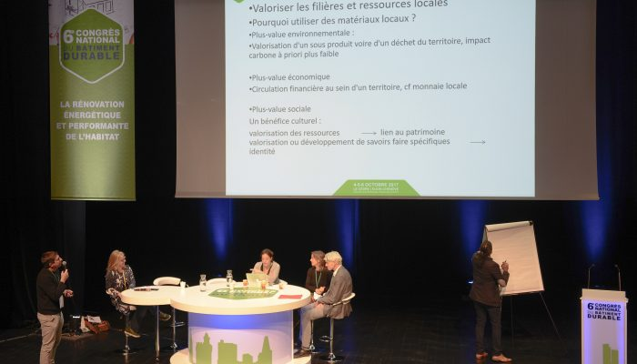 Atelier 1 - Objectif BBC 2050 : concilier performance énergétique, bas carbone et confort d'usage