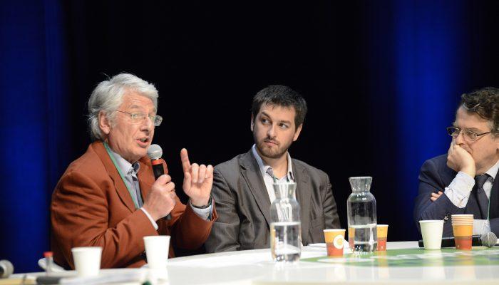 Table ronde : faire évoluer les pratiques professionnelles - Olivier SIDLER, négaWatt