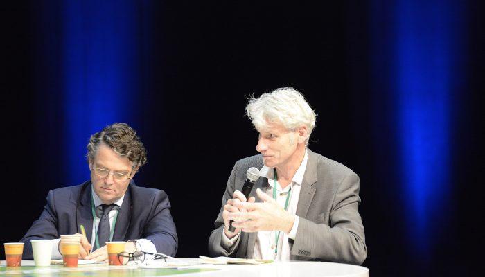 Table ronde : faire évoluer les pratiques professionnelles - Bruno GEORGES, bureau d'études Otéis-ITF
