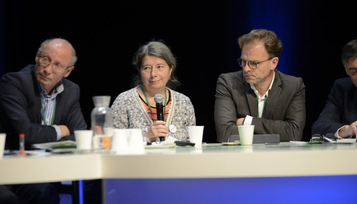 Table ronde : développer le marketing de l'offre de rénovation - Annie MOTTE, Région Normandie