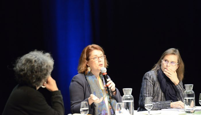 Table ronde : valoriser les opportunités des territoires - Anne-Sophie PERRISSIN-FABERT, Alliance HQE-GBC