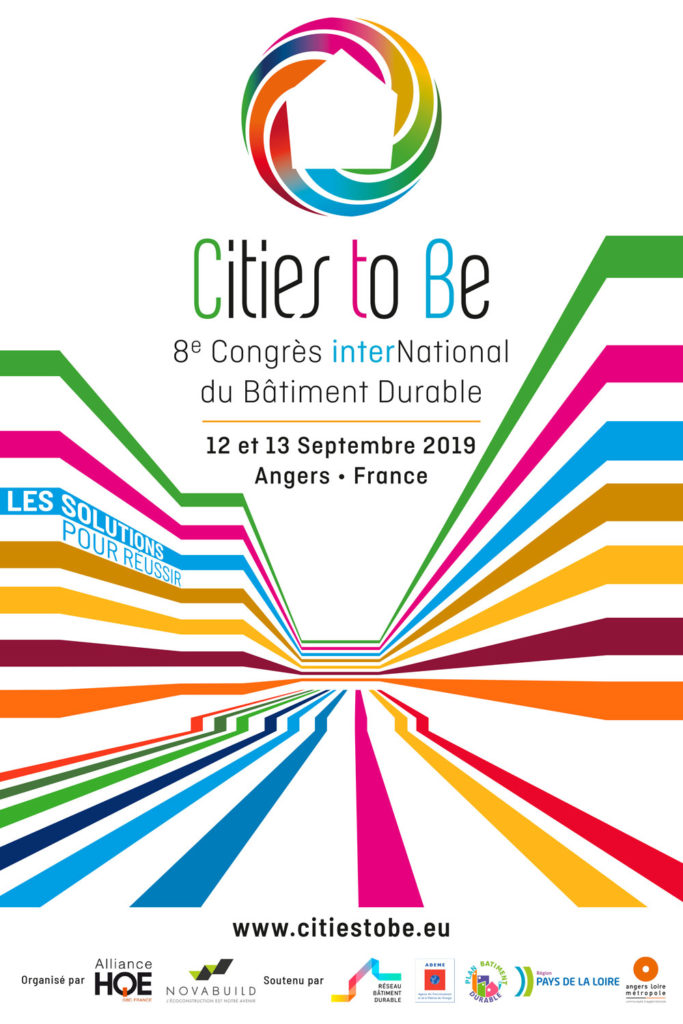 Congrès Cities to Be 2019, Angers